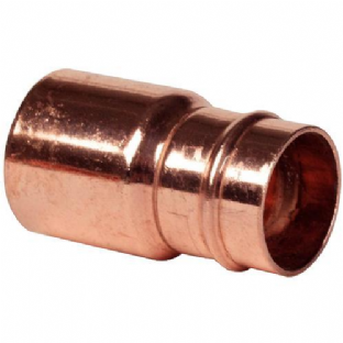 22mm x 15mm solder ring Fittings Reducer (Bag of 10=£7.74)